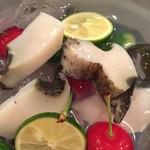 入船寿司 - 料理写真:水貝
