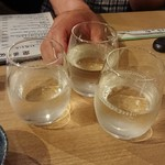 呑気処 ほの家 - 日本酒(2018.06)
