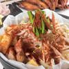 とめ手羽 - 料理写真:辛辛鶏ちゃん焼き