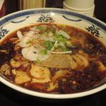 牛辛麺 - 極辛麺