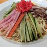 新星飯店 - 料理写真:冷やし中華ランチ