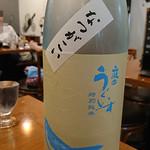 日本酒バル YODARE 蒲田店 - 庭のうぐいす