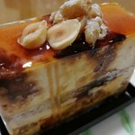 ケイク・デ・ボア - 木の実のケーキ