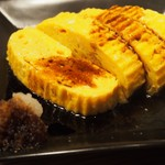 天ぷらとワイン大塩 天五横丁店 - だし巻き卵