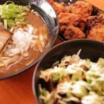 麺屋岡田 - 料理写真:
