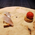 セラフェ - パルメザンチーズクッキー、ブータンノワール