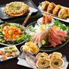 磯丸水産 - 料理写真:磯丸三昧3500円コース