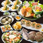 磯丸水産 - 贅沢の極み4000円コース