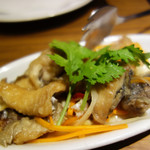 KIRIN SOW-SOW - 魚のエスカベッシュ。