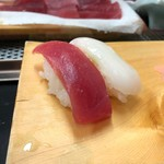 すきやばし次郎 - 料理写真:にぎり(1.5人前) 1600円。