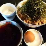 港屋 久留米 - 肉そば850円
