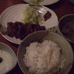 炭火焼牛タン音炭  - 牛タン定食
