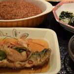 西新宿 小町食堂 - 今回のアテ♪