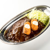 ターバンカレー - 料理写真:クリームコロッケカレー