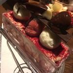 88609191 - 苺とマスカルポーネのパフェ