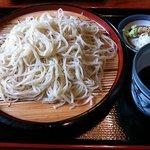 そば処 ひ乃き - 夏季限定白雪蕎麦
