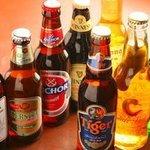 マレーチャン - 東南アジアを中心に世界のビールが集合。
