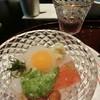 Ryouteifumoto - 料理写真:烏賊ソーメン