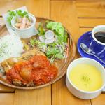 OUTDOOR CAFE MEER LOUNGE - 『ランチ限定』肉ワンプレート
