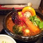 スープカレーと季節野菜ダイニング 彩 -