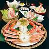 北海道かに将軍 - 料理写真:活かに祭り らいらっく