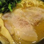 麺屋 大和田 - 大和田ラーメン