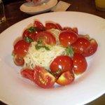 8862319 - 紫波産トマトの冷製カッペリーニ