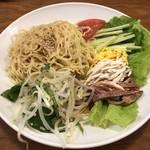 青山麺飯坊 - 冷やし中華