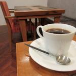 Restaurant Cinq - ('18年4月下旬)コーヒー
