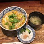 88622630 - 軍鶏親子丼、1,600円