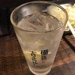 備長吉兆や 博多駅前店 - モヒート(沖縄の国際通りで飲んだモヒート、旨かった!