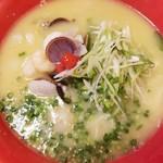味のエンペラー - 海鮮正麺(中辛2) 880円