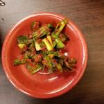 味のエンペラー - トウガラシのキムチ