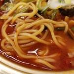 味のエンペラー - 麺