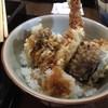 手打蕎麦のたぐと - 料理写真:えび天丼
