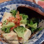 神成さん家 - お豆腐の炒め物