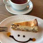 Cafe Sacai - ミニケーキ