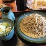 瀬谷そば - 料理写真:上そば