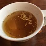 炭火居酒屋 炎 - スープ