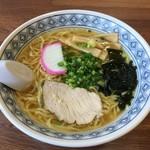ラーメンすうちゃん - 料理写真:中華そば600円