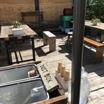 リタルダンド - カフェスペース