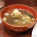 えぞ松 - スープ