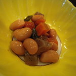 ひょうたん寿し - 豆の煮物