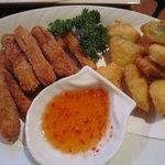 ポットボーイ - 揚げ物 白身魚 チキン