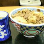 吉野家 - 牛丼(並) 380円