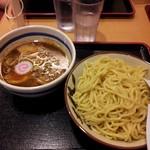 優勝軒 - つけ麺(大盛)