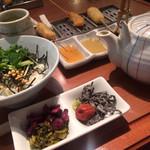 串かつ料理 活 - 最後の海苔茶漬け byゼッペキ