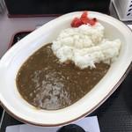 山田うどん - H30.6 カレーセット