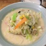 いこい食堂 - 料理写真:チャンポン (650円)