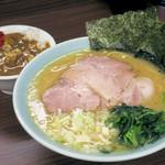 麺家 千晃 - 料理写真:ラーメン(並)780円